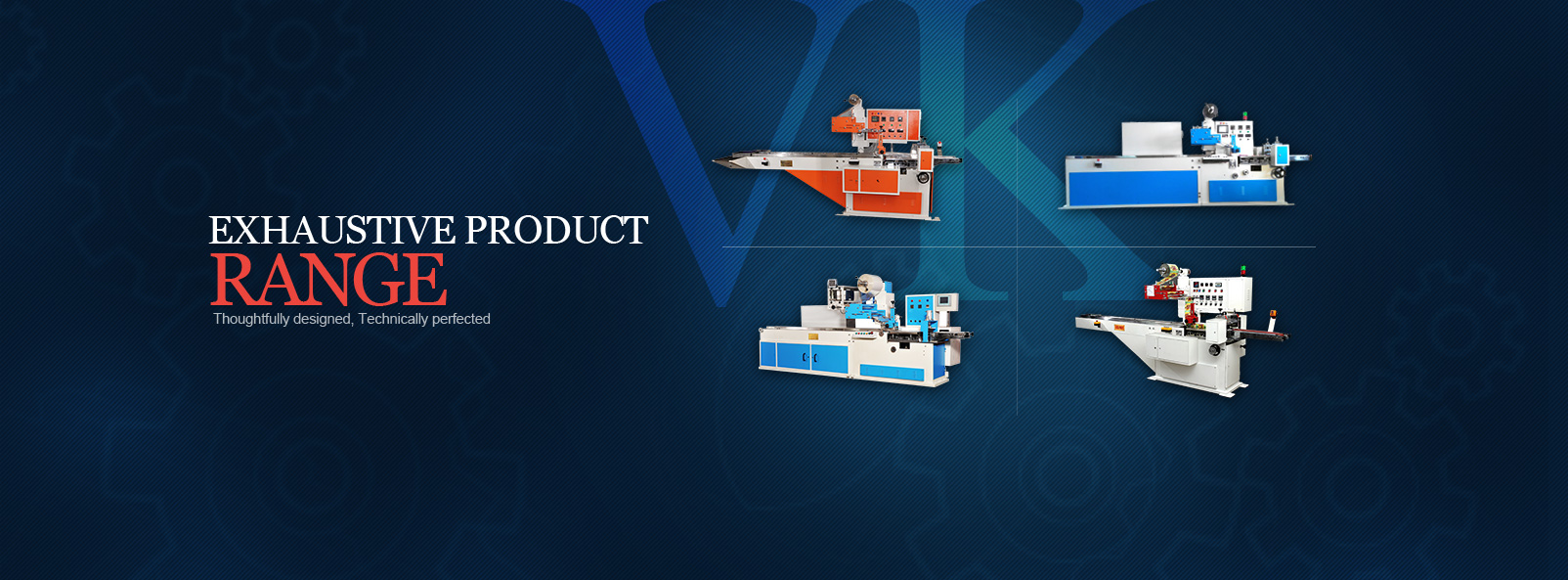 Packaging machines manufacturer