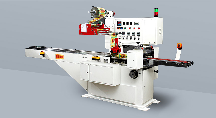 Flow Pack Machine Manufacturer